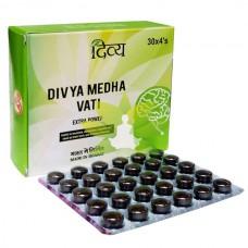 Медха вати (Medha Vati Extrapower) Divya, 120 таб.