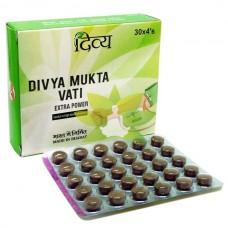Мукта Вати (Mukta Vati Extrapower) Divya, 120 таб.