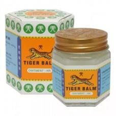 Разогревающий Белый Тигровый бальзам (Tiger Balm)