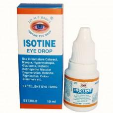 Глазные капли Айсотин (Isotine Jagat Pharma)