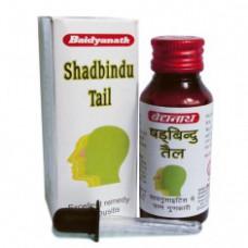 Масло от насморка и гайморита Шадбинду (Shadbindu Taila)