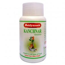 Канчнар гуггул (Kanchnar guggul) Baidyanath, 80 таб.