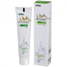 Аюрведический антисептик-крем UVA ACNOVIN Acne control cream