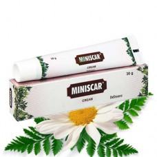 Минискар крем Miniscar cream Charak от растяжек, шрамов и рубцов