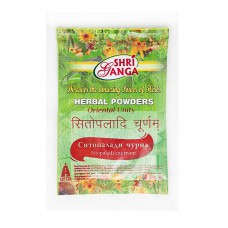 Ситопалади чурна - порошок ситопалади Шри Ганга