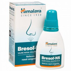 Капли для носа Бресол-НС (Bresol-NS) Himalaya, 10 мл