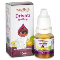 Глазные капли Дришти Патанджали 10 мл