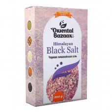 Черная гималайская соль Oriental Bazar 200гр