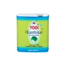 Йоги Кантика (Yogi Kanthika) для горла, 140 таб.